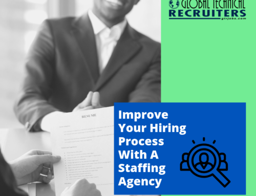 Improve Your Hiring Process With A Staffing Agency