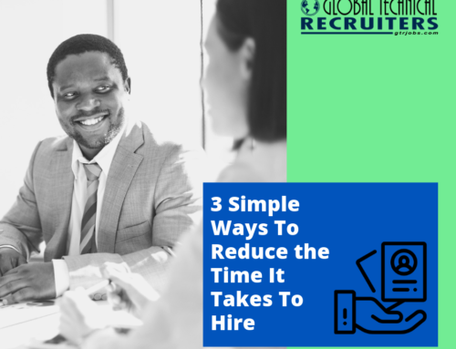 3 Simple Ways To Reduce The Time It Takes To Hire