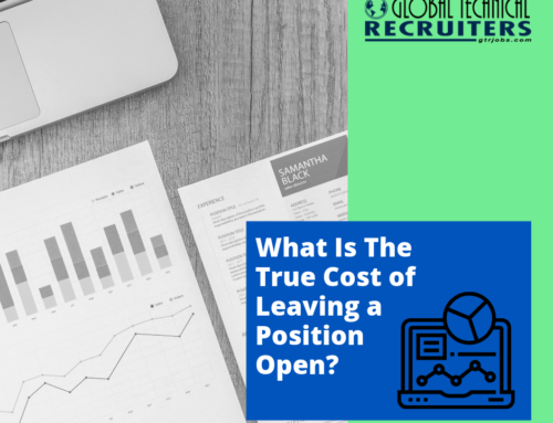 What Is The True Cost Of Leaving a Position Open?