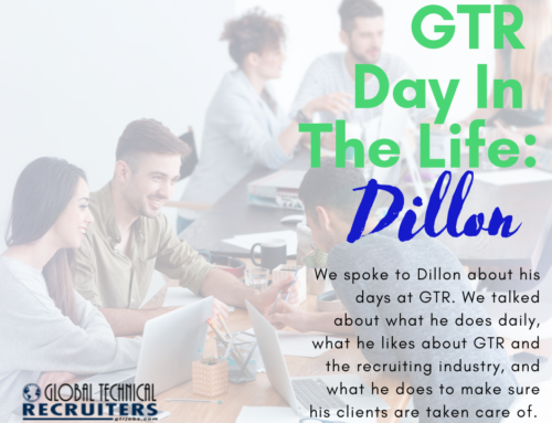 GTR Day In The Life: Dillon Palmer