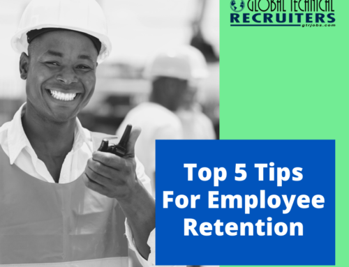 Top 5 Tips For Employee Retention