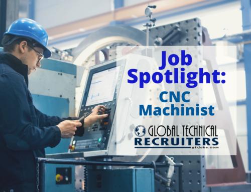 Job Spotlight: CNC Machinist