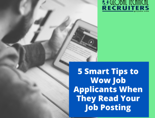 5 Smart Tips to Wow Job Applicants When They Read Your Job Posting