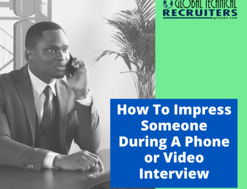 How Can You Impress the Interviewer During A Phone Or Video Interview?