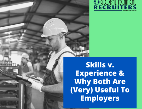 Skills v. Experience & Why Both Are (Very) Useful To Employers