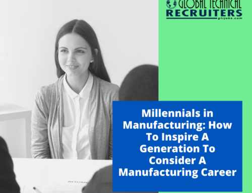 Millennials in Manufacturing: How To Inspire A Generation To Consider A Manufacturing Career