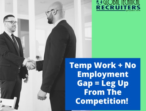 Taking Temporary Jobs Mean A Leg Up To The Competition