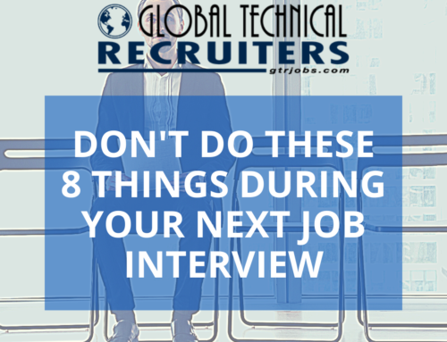Don't Do These 8 Things During An Interview!