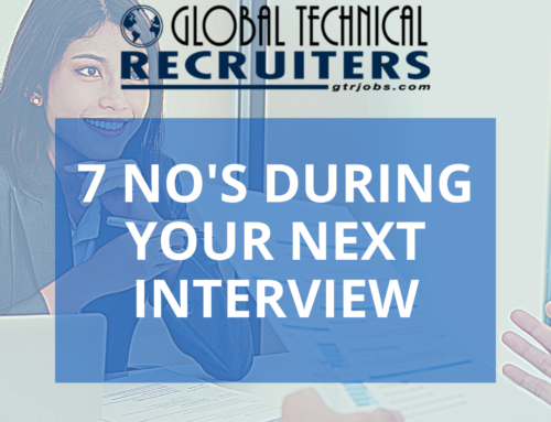 7 Things to NEVER Do During a Job Interview!